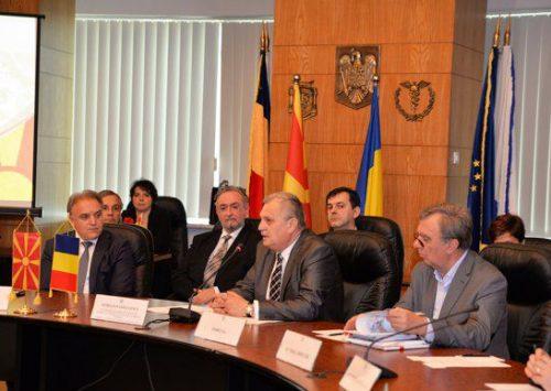 """Seminarul de Afaceri """"Romania – Macedonia"""""""