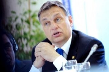 Viktor Orban: Criza migraţiei din Europa s-a extins într-o criză a civilizaţiei