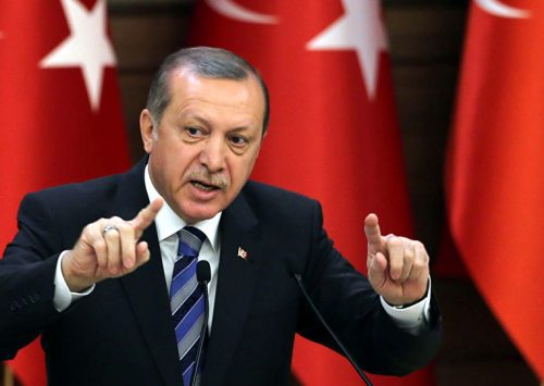 Erdogan ia în considerare reinstalarea a 2-3 milioane de refugiaţi în Siria