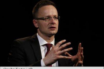 Péter Szijjártó – Premierul Suediei vrea să impună Ungariei primirea imigranţilor ilegali