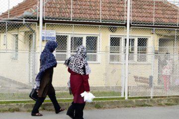 Autorităţile construiesc un nou centru pentru refugiaţi în Crevedia