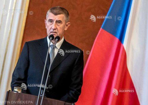 Cehia: Premierul Andrej Babis consideră inacceptabilă reintroducerea controalelor la frontiere în UE
