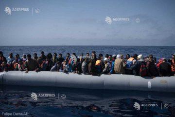 Migraţia în UE: Grecia primeşte cei mai mulţi migranţi, Germania – cele mai multe cereri de azil