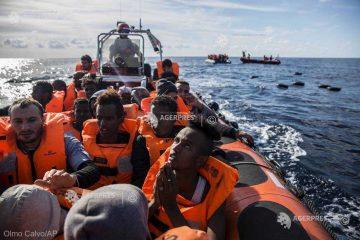 OIM: Peste 16.000 de migranţi repatriaţi din Libia în ţări din Africa şi Asia în 2018