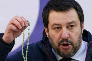 Salvini: Prezenţa teroristă în ambarcaţiunile cu migranţi a devenit o certitudine