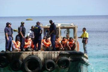 Italia: 70 de migranţi interceptaţi şi debarcaţi pe Insula Lampedusa
