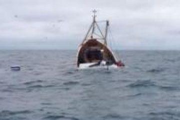 O ambarcaţiune cu migranţi a naufragiat pe insula Samos, o femeie a decedat
