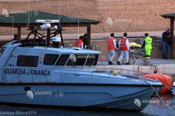 Italia: Migranţi, debarcaţi în Lampedusa, fără aprobarea lui Matteo Salvini