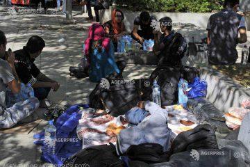 Numărul migranţilor sosiţi pe insulele greceşti din Egee, din nou în creştere