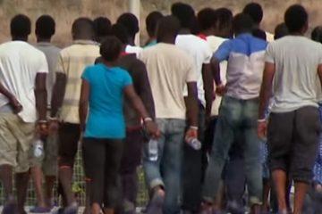 Doi migranţi din Madagascar şi Congo, reţinuţi la frontiera de nord