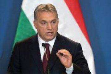 Viktor Orban cere ca ONG-urile care-i ajută pe migranţi să nu mai fie finanţate de UE