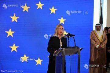 """Naufragiul din largul Libiei, """"o reamintire teribilă"""" a riscurilor asumate pentru a ajunge în UE (Mogherini)"""