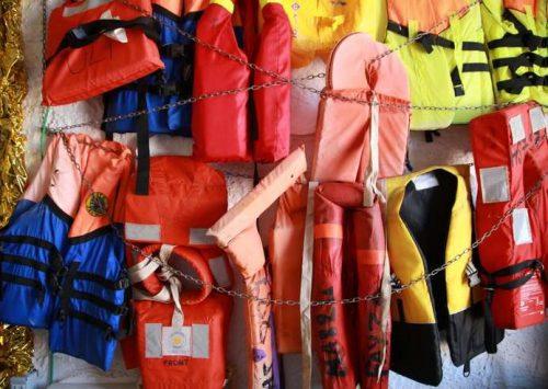 Mărturii ale tragediilor trăite de imigranți, într-un muzeu din insula Lampedusa