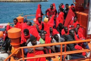Ocean Viking a recuperat peste 250 de migranţi într-o nouă operaţiune de salvare