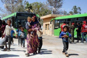 Siria: Moscova acuză Washingtonul că blochează evacuarea unei tabere de refugiaţi