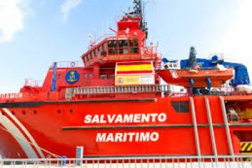 Paza de coastă a Spaniei a salvat 200 de migranți în ziua de Crăciun