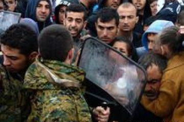 20.000 de refugiaţi de la Idlib au ajuns lângă frontiera Turciei în ultimele două zile